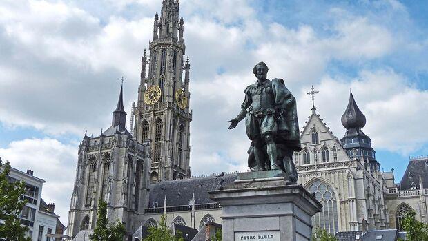 Peter Paul Rubens Antwerpen