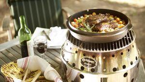 Petromax Grill