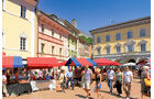 Piazza Collegiata in Bellinzona