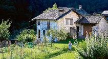 Piemont, altes Haus