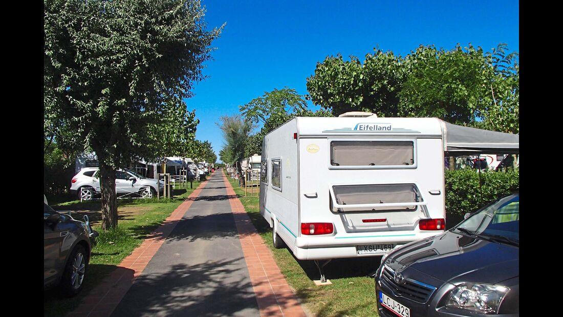 Platz 10: Camping Villaggio Rubicone