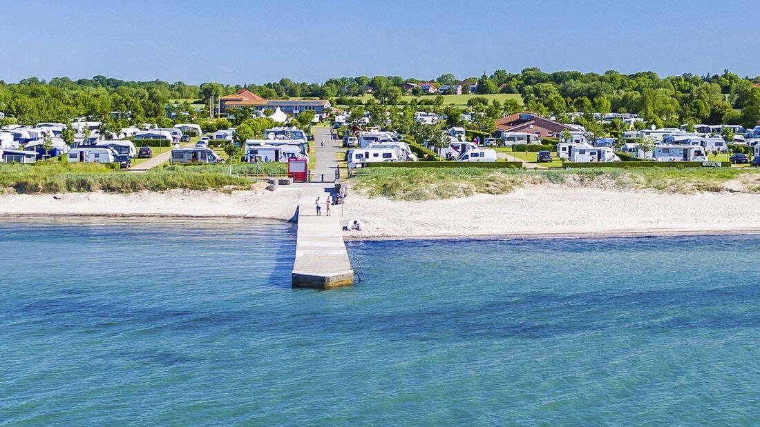 Platz 2: Insel-Camp Fehmarn
