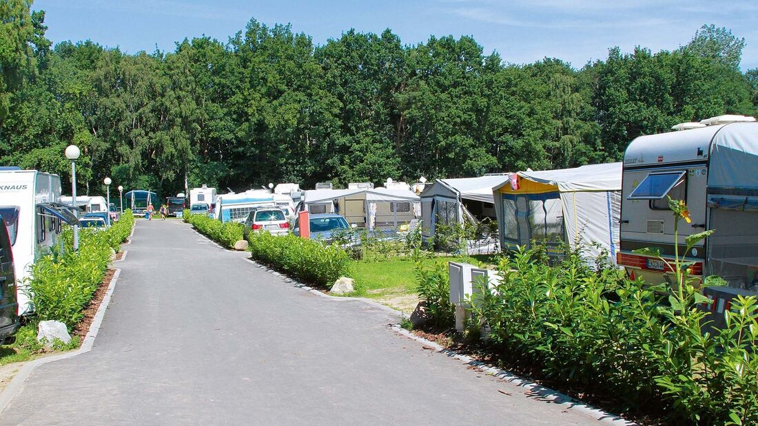 Platz 5: Campingpark Kühlungsborn