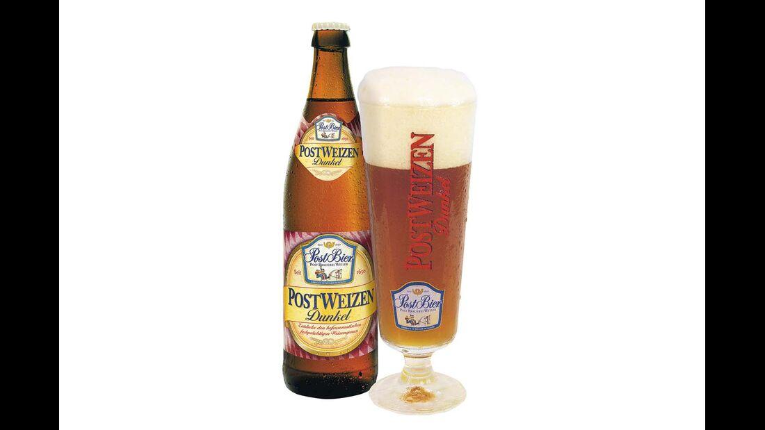 Post-Brauerei und Siebersquelle