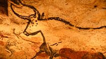 Prähistorische Tiermalereien