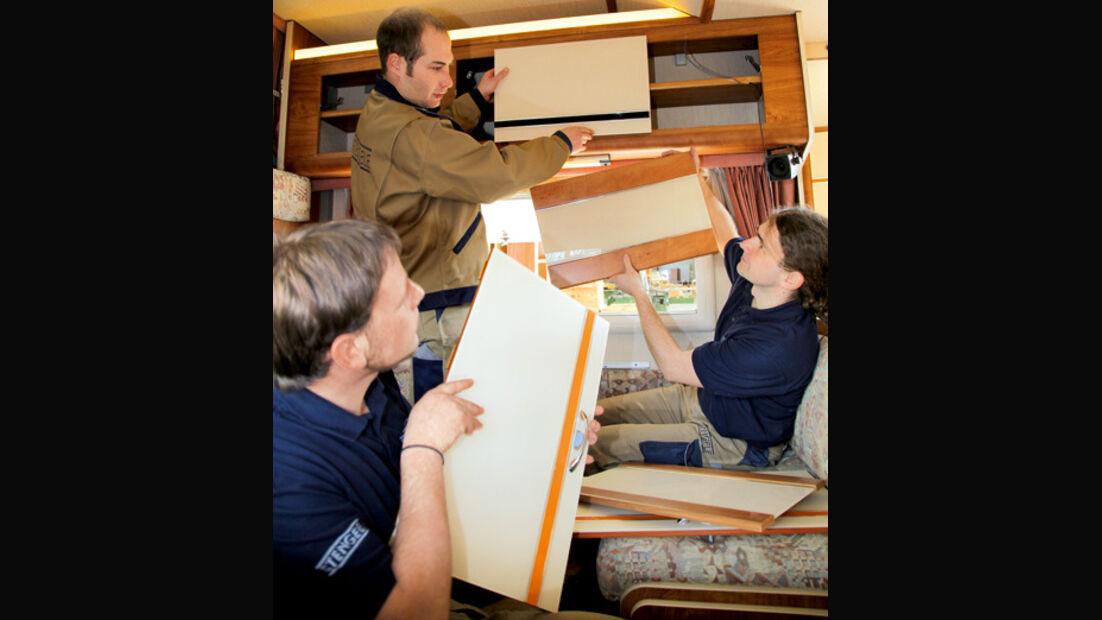 Praxis: Möbel erneuern