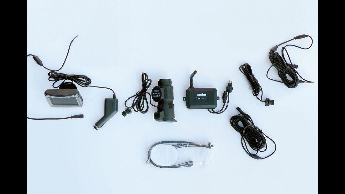 Praxis: Rückfahrkamera einbauen