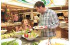 Preiswerte Kindermenüs schonen auf vielen Fähren die Familien-Reisekasse