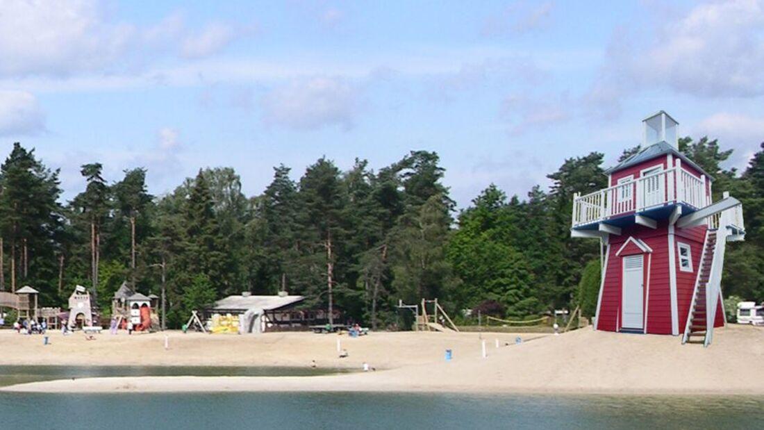 Pünktlich zum Beginn der Saison, findet sich eine neue Attraktion auf dem Südsee-Camp in Wietzendorf