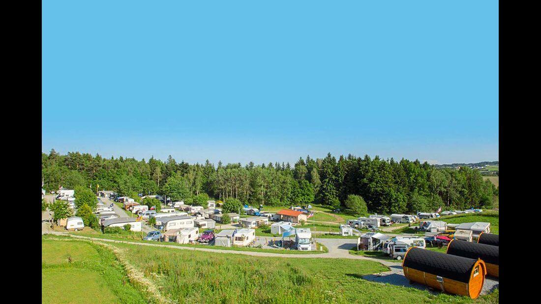 Pullmann Camping