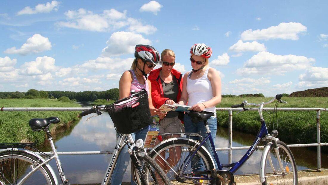 Radfahren Region Mittelweser