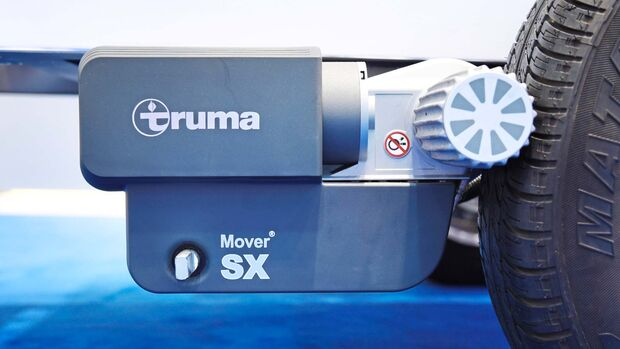 Rangierhilfe von Truma Mover SX