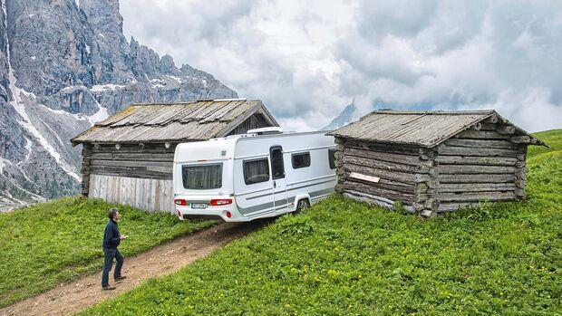 Rangiersysteme für Wohnwagen