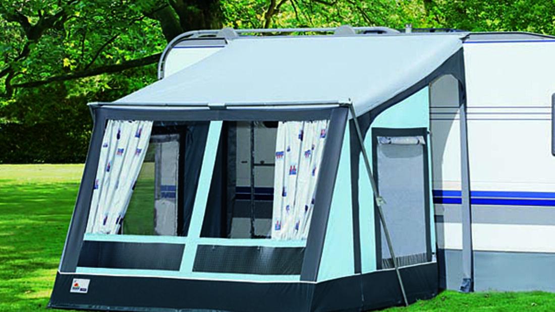 Rasant Rapid zelt Brand caravan