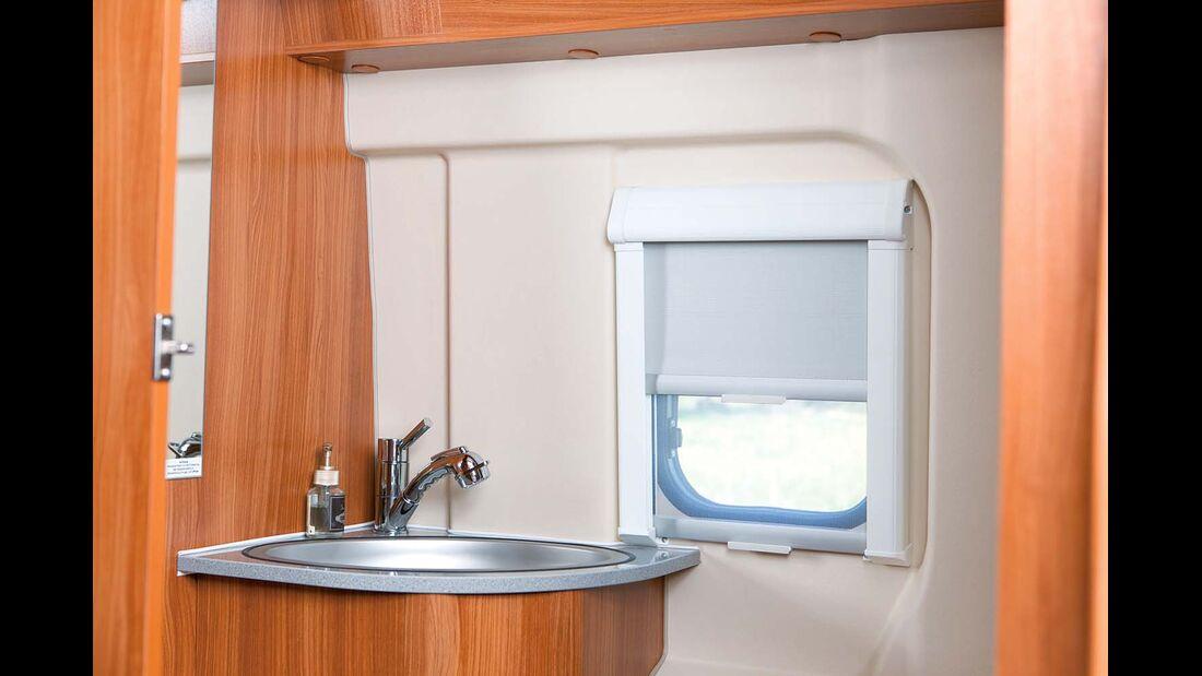 Rastrollo Dometic 3000 lässt sich einfach und an jedem Fenster nachrüsten