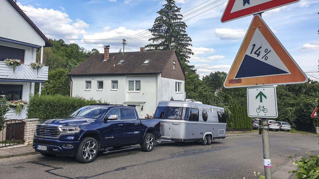 Ratgeber Anhängelast Caravan