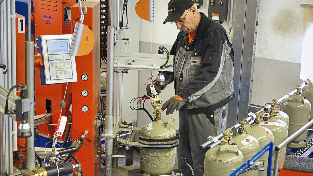 Ratgeber Gasfilter