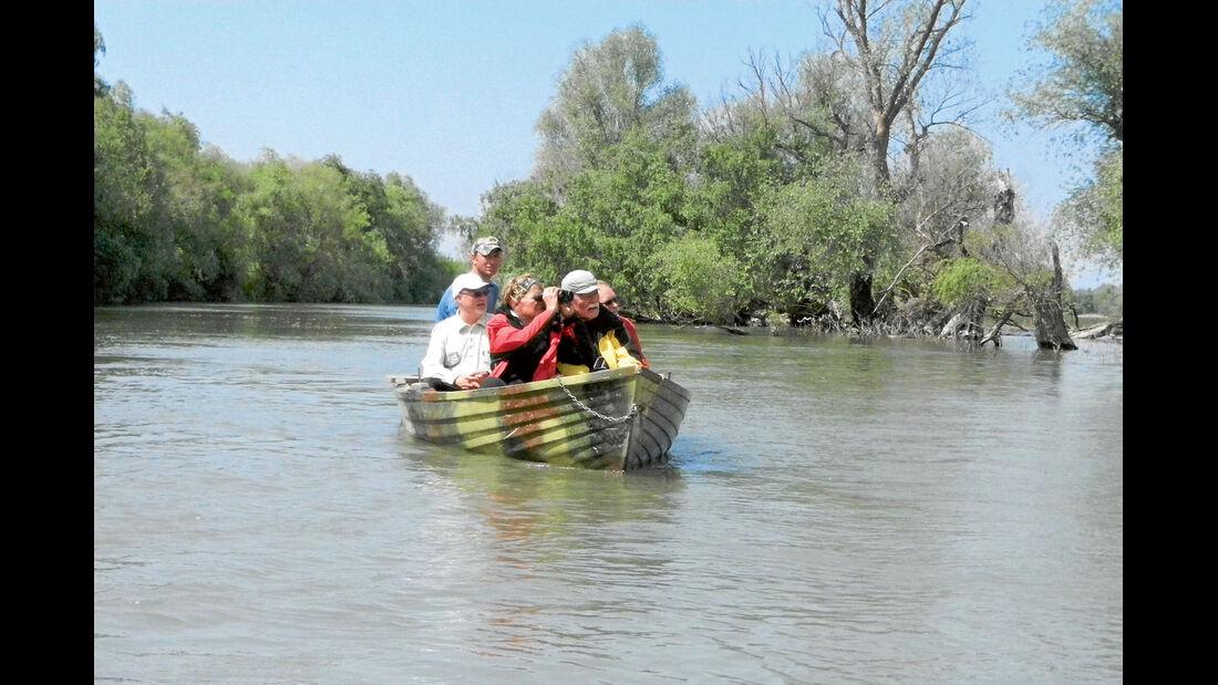 Ratgeber: Geführte Touren, Vogelbeobachtung im Donaudelta