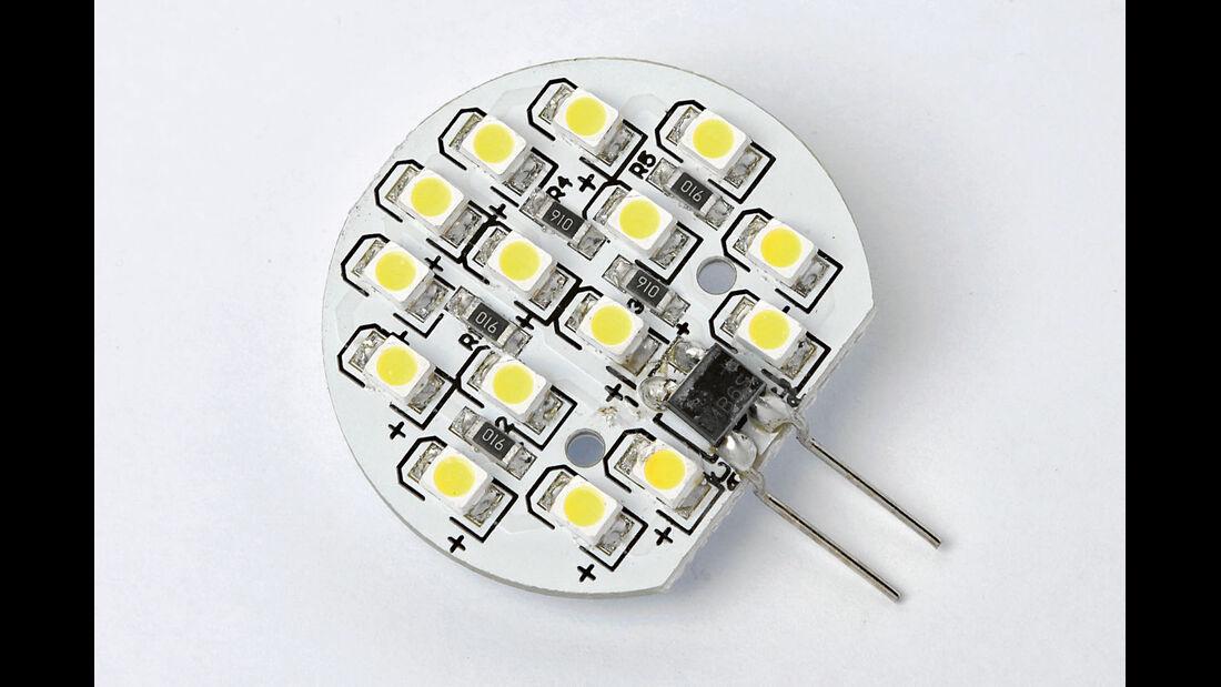 Ratgeber: Led-Lampen nachrüsten