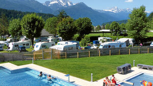 Ratgeber: Reise-Journal, Alpin-Spa, Schluga Camping
