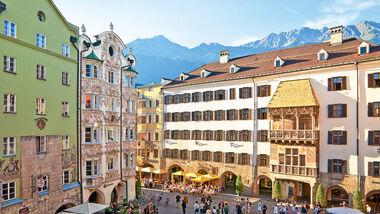 Ratgeber: Reise-Journal, Kultur und Natur, Innsbruck