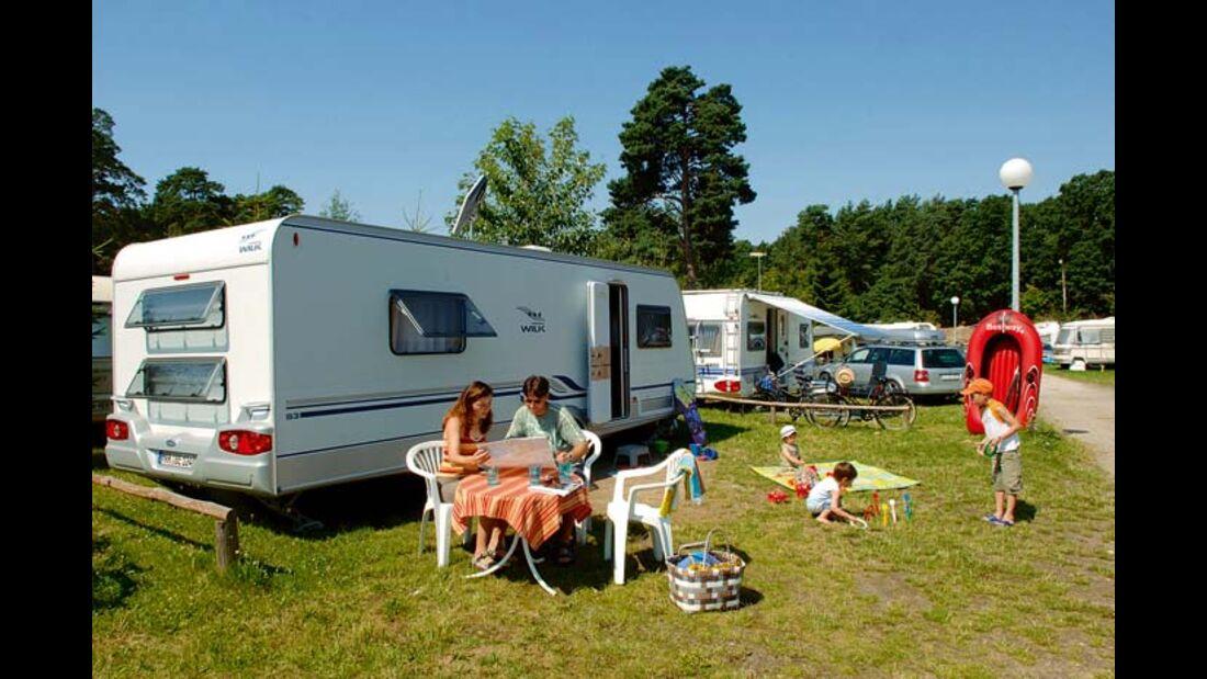 Regenbogen Camp Goehren