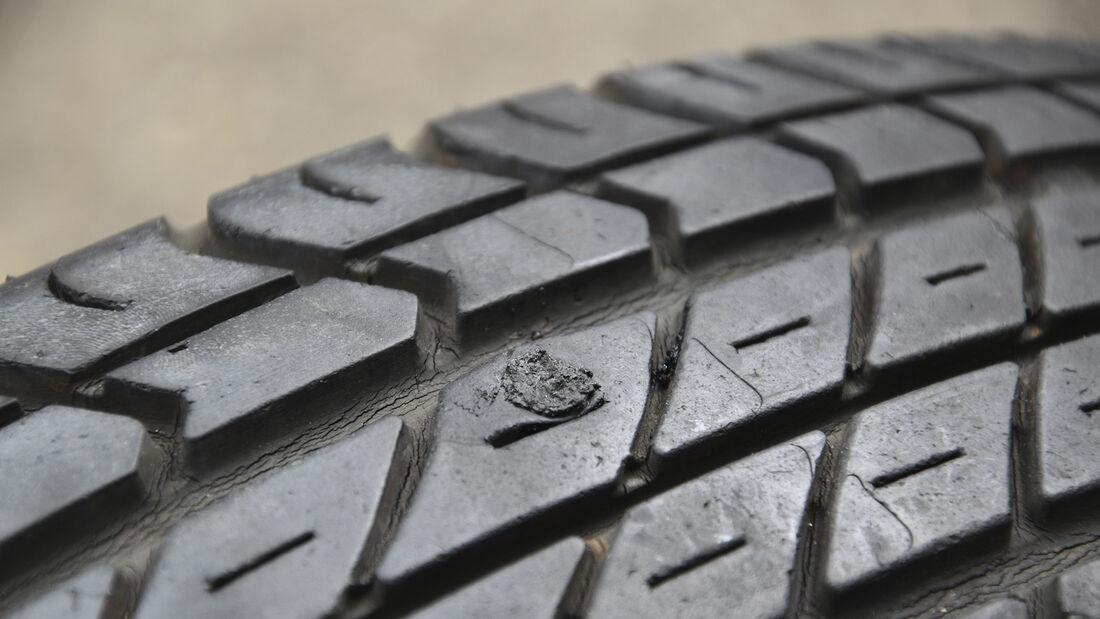 Reifenreparatur Pannenset