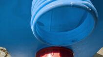 Reinigung und Pflege des Wassertanks