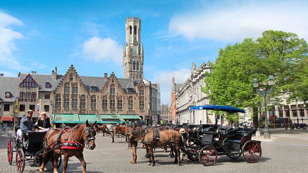 Reise Flandern