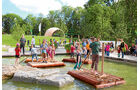 Reise-Journal: Landesgartenschau, Wasserspielplatz