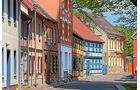 Reise: Mecklenburgische Seen, Röbel
