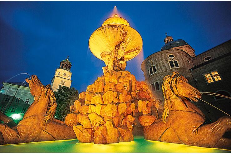 Reise: Salzburg