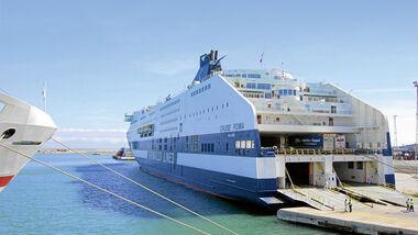 Reise-Service, Fähren in Südeuropa