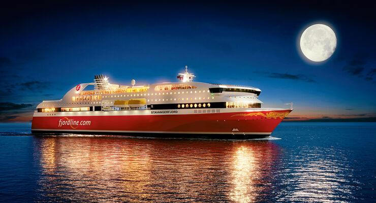 Reise-Tipp Fähren in Nordeuropa