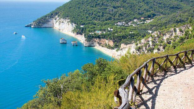 Reise-Tipp Gargano/Italien