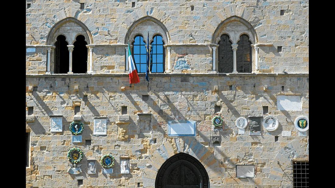 Reise: Toskana-Küste