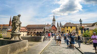 Reise fränkisches Weinland