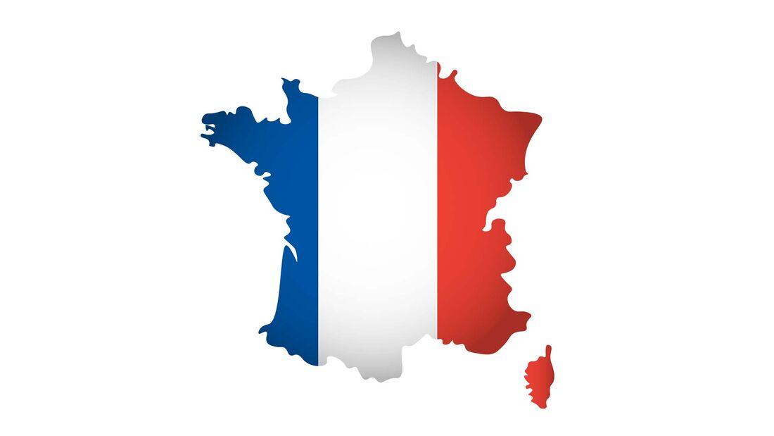 Reiseland Frankreich