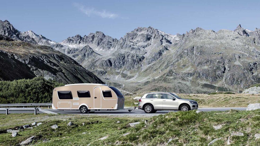 Reisemobil Bürstner Brevio