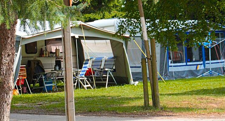 Reiterparadies Camping