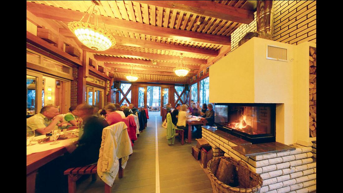 Restaurant Anna Amalia im Campingpark Sanssouci