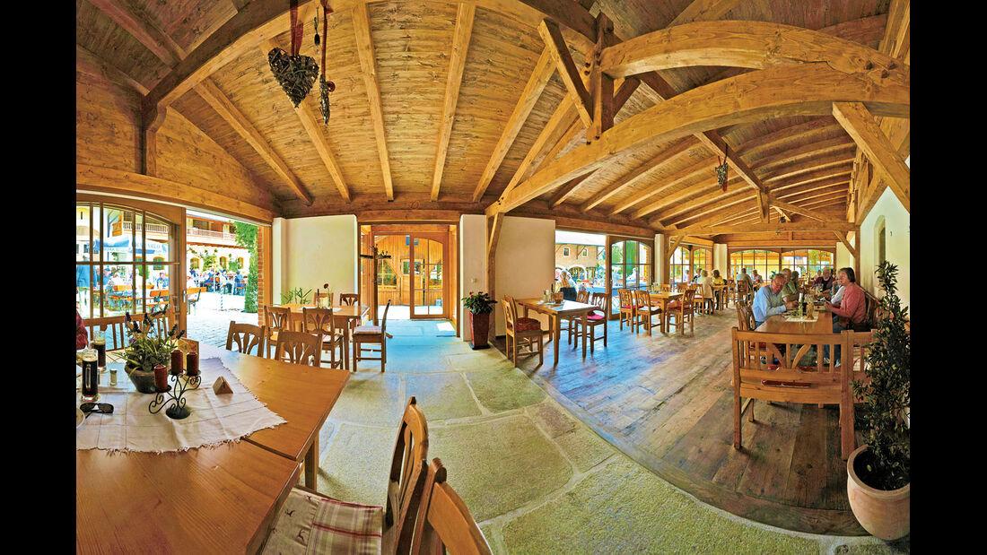 "Restaurant """"Roßstall"""" im Arterhof"