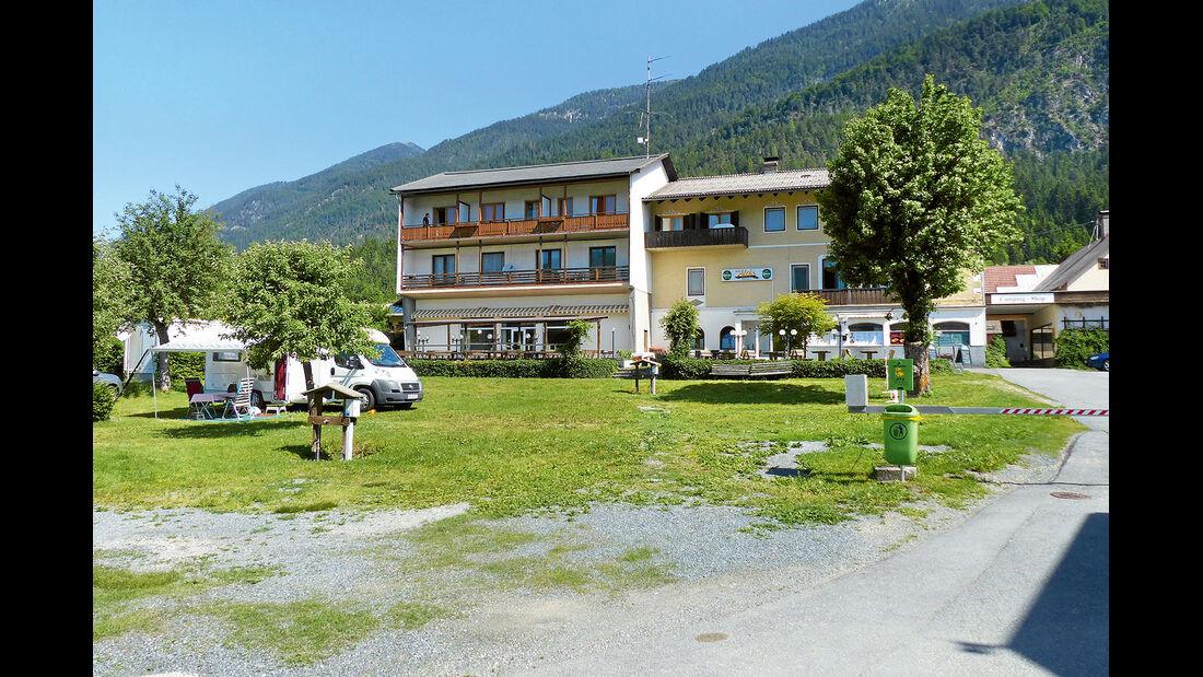 Restaurant von Schluga Camping