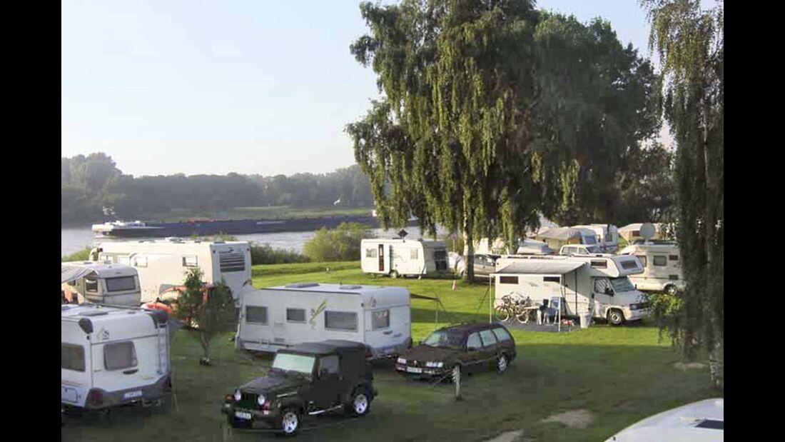 Rheincamping Meerbusch