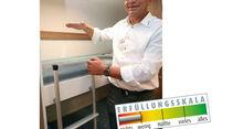 Richard Angerer, Konstruktionsleiter Caravans bei Dethleffs