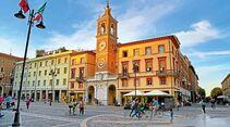 Riminis Piazza Tre Martiri