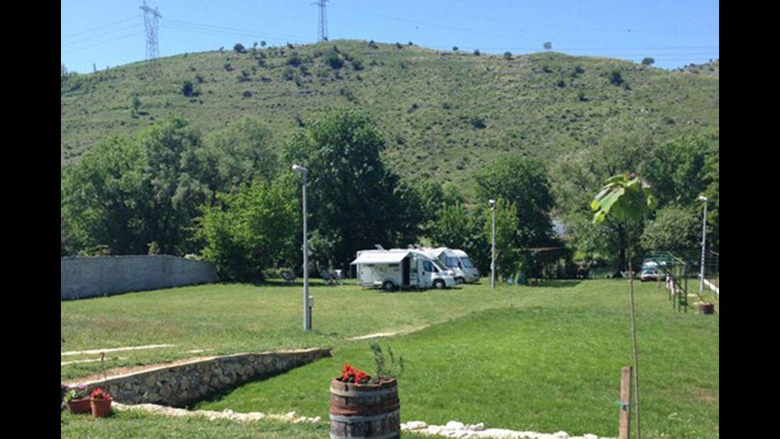 River Camp Mostar