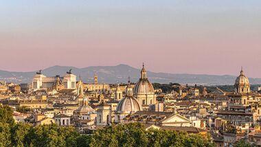 Rom Reise
