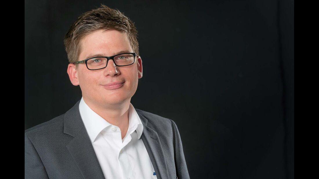 Rudolf Wikelski, Leitung Produktmanagement ERIBA