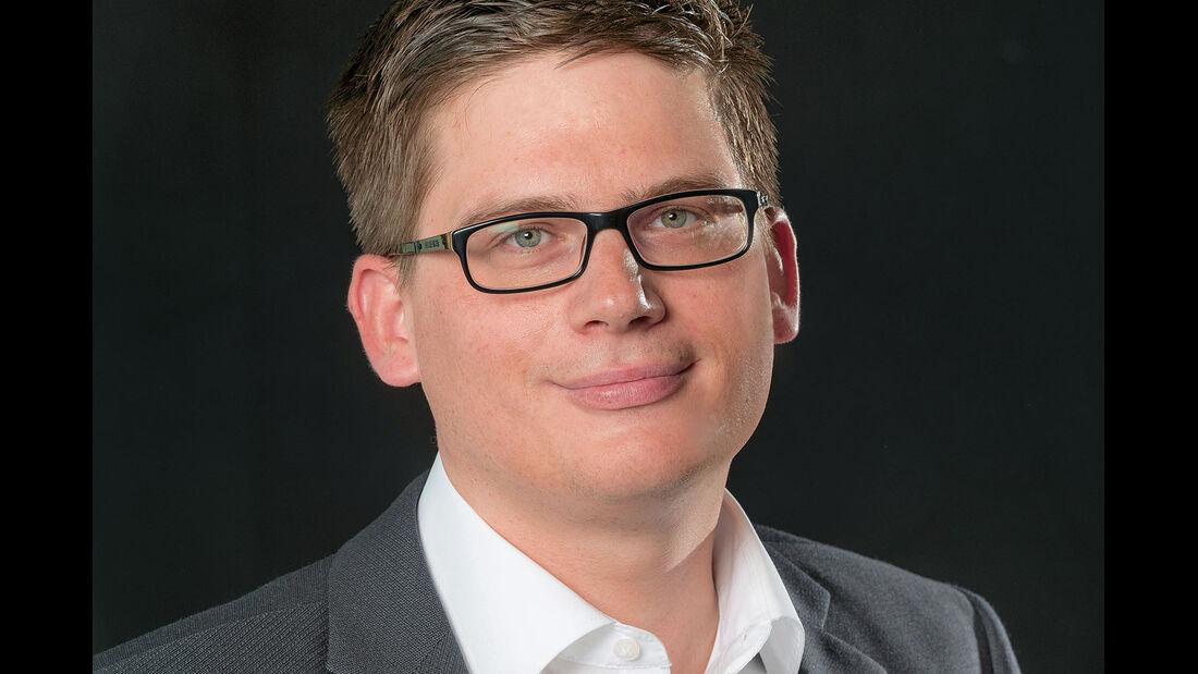 Rudolf Wikelski, Produktmanager Eriba-Caravans
